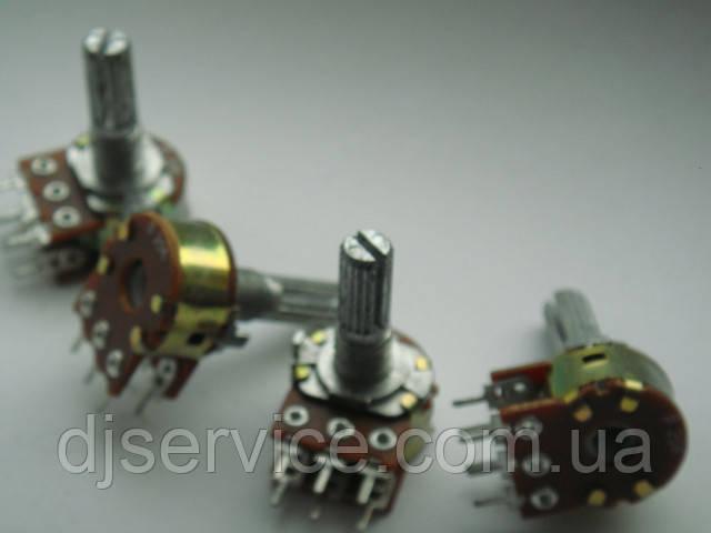 Потенциометр WH148 для пультов b20k  (20kb) 20mm