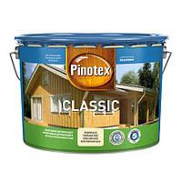 Деревозащитное средство Pinotex Classic 10л (красное дерево, старый дизайн)
