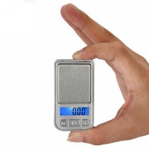 Мини карманные ювелирные электронные весы 0,1-200 гр NEW 398i