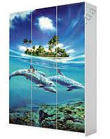 Шкаф 3Д МУЛЬТИ СВІТ МЕБЛІВ, фото 1