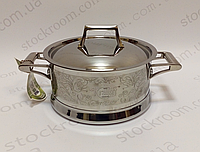 Кастрюля с металлической крышкой Krauff 26-247-002