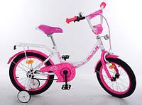 """Велосипед детский Profi Y1614 Princess 16""""."""