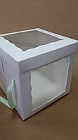 Коробка для торта 20см х 20см х 20см, фото 1