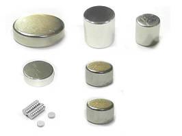 Магниты неодимовые дисковые