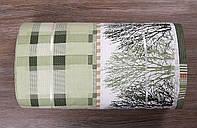 Ткань ранфорс Турция 7684 зеленый (220см ширина)