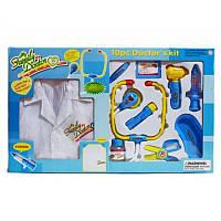 Детский костюм доктора с инструментами 9911BC  в коробке