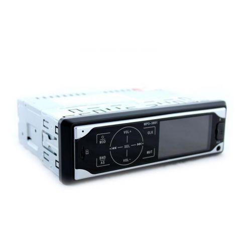 🔥✅ Автомагнитола ISO 1DIN сенсорные кнопки магнитола MP3-3881