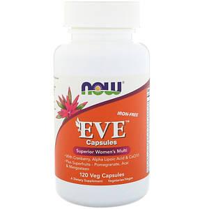 Витамины NOW EVE 120 veg caps