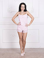 Пижама для женщины 597/S/розовый в наличии S р., также есть: L,M,S, Роксана_ЦС