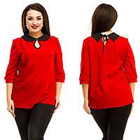 Блуза женская в расцветках 24233, фото 1