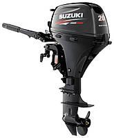 Четырехтактный лодочный мотор Suzuki DF  20 AS - SUZUKI-DF20AS