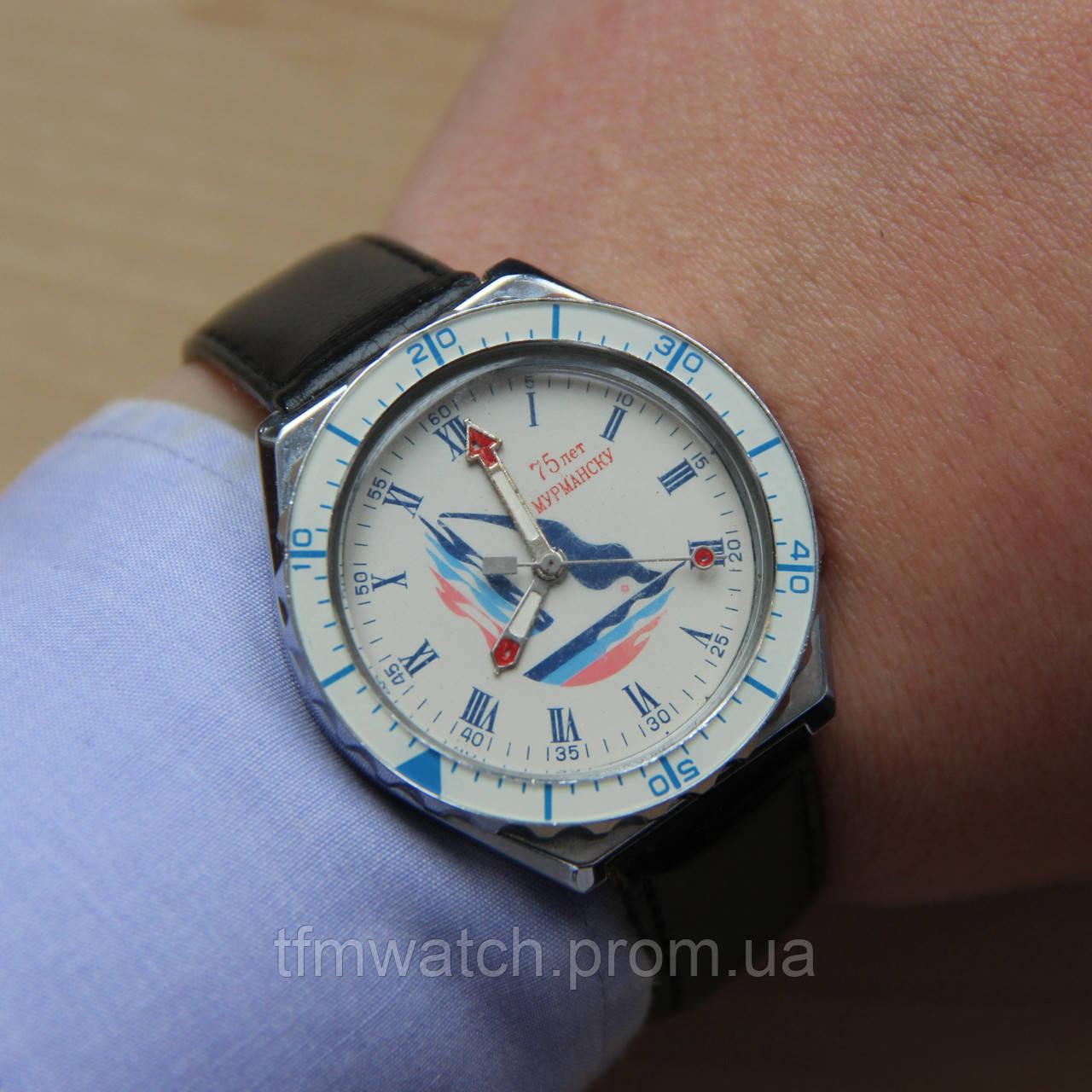 Мурманск продать часы спб час стоимость лимузина