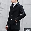 Мужское весенние пальто. Модель 61848
