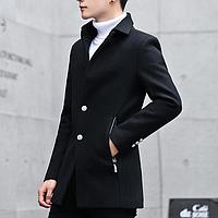 Мужское весенние пальто. Модель 61848, фото 1