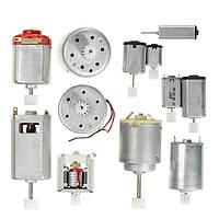 3комплекта12видовМоторКоробка передач DIY Модельные детали Micro DC Мотор