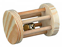 Валик деревянный для хомяка 5*7см, Trixie™