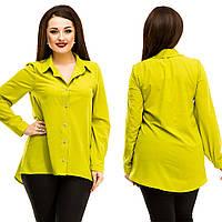 Рубашка женская в расцветках 24235, фото 1