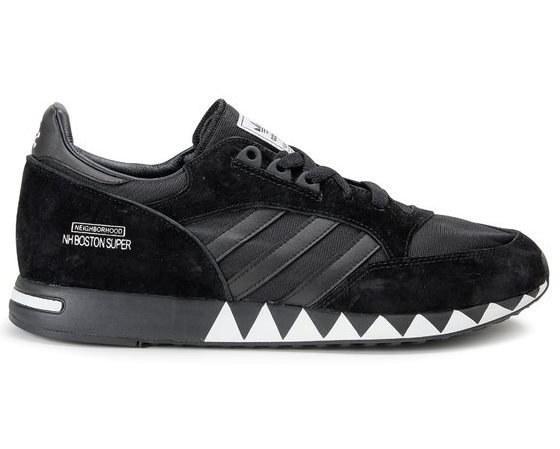 "Кроссовки Neighborhood x Adidas Boston Super ""Black"" Арт. 0419 - ""CooL"" в Одессе"