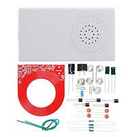 5Pcs DIY Металлический измерительный прибор для измерения безопасности инструмента Набор Электронное обучение