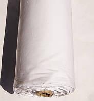 Ткань сатин Турция классик белый однотонный 54 нити 280 ширина