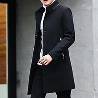 Мужское весенние пальто. Модель 61850, фото 1