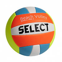 Мяч для пляжного волейбола SELECT BEACH VOLLEY NEW (4) БЕСПЛАТНАЯ ДОСТАВКА!