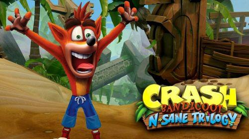 Crash Bandicoot N. Sane Trilogy анонсирована для Xbox One, ПК и Nintendo Switch