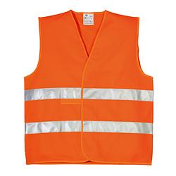 Жилет сигнальный XL Beltex , Жилет оранжевый, Жилет светоотражающий