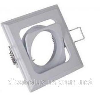 Світильник точковий 607 MR16 Білий
