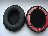 Подушки для наушников Monster Beats Wireless 2.0 белые, черные и синие, фото 8