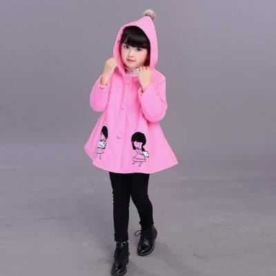 Детское пальто с девочкой , фото 2