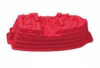 "Силиконовая форма для выпечки ""Корабль"" 35х16х10 см"