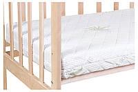 Матрас в детскую кроватку Сладких снов  кокос-полиуретан-кокос Aloe Vera 10 см