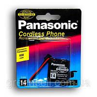 Аккумулятор Panasonic R-P305, 600mAh, 2.4V
