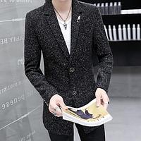 Мужское весенние пальто. Модель 61857, фото 1
