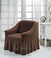 Чехол на кресло универсальный