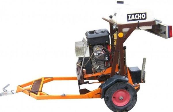Машина для вырезания люков CEDIMA ZACHO DS-1400