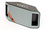 Колонка портативная мобильная спикер WS-Y66B bluetooth USB FM LINE Micro SD Микр.