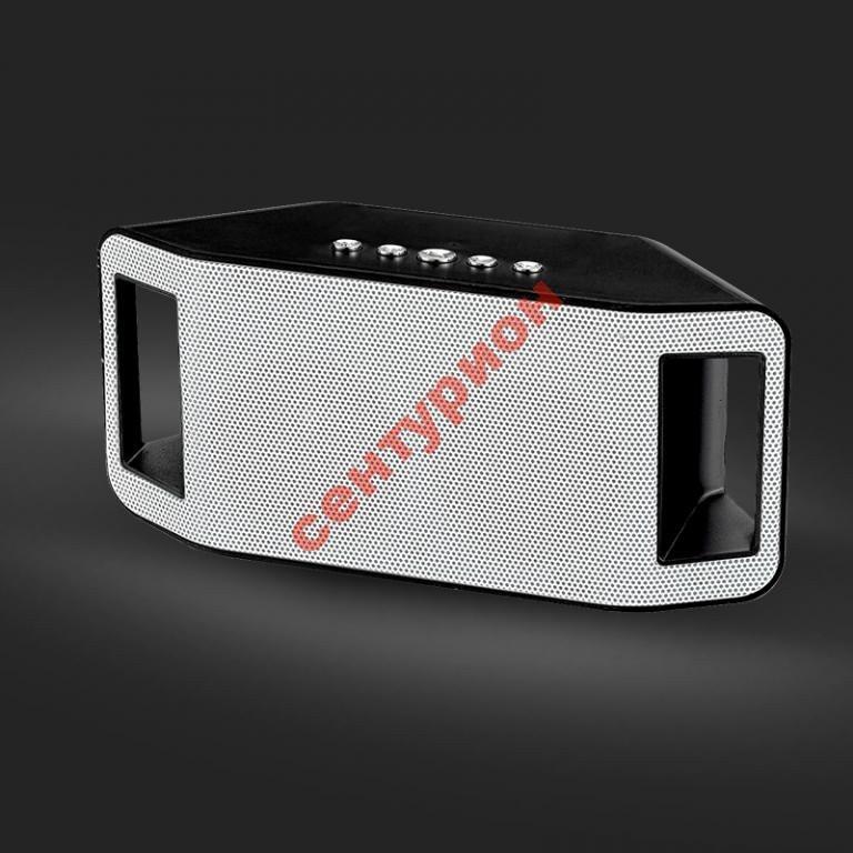 Колонка портативная мобильная спикер WS-Y66B bluetooth USB FM LINE Micro SD Микр. 2