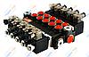 Электромагнитный гидрораспределитель Z80 12/24 В (шестисекционный)