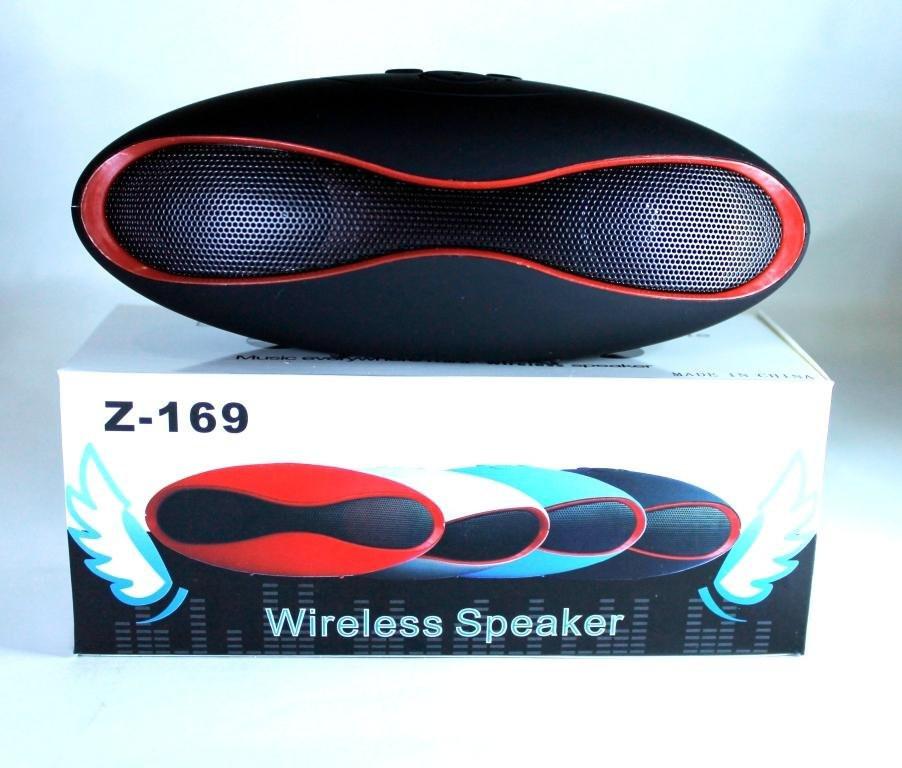 Колонка - динамик мини спикер Z-169 bluetooth встроенный АКБ микрофон! 4