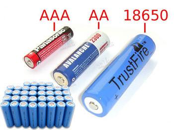 Аккумулятор  АКБ GOLD Li-Ion 18650 Bailong для тактических фонариков и шокеров 8800 mAh 4,2V 4