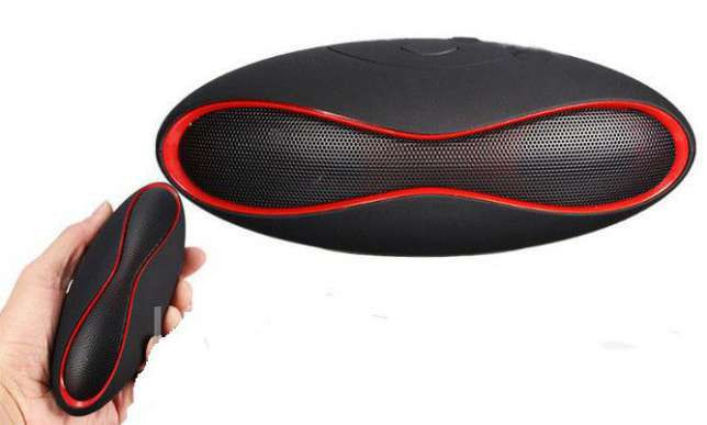 Колонка спикер динамик   Z-169 bluetooth встроенный аккумулятор и микрофон!