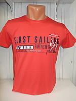 Футболка мужская RBS  стрейч коттон FS 003 \ купить футболку мужскую оптом