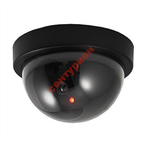 Камера видео наблюдения купольная муляж реалистичная обманка 6688 3