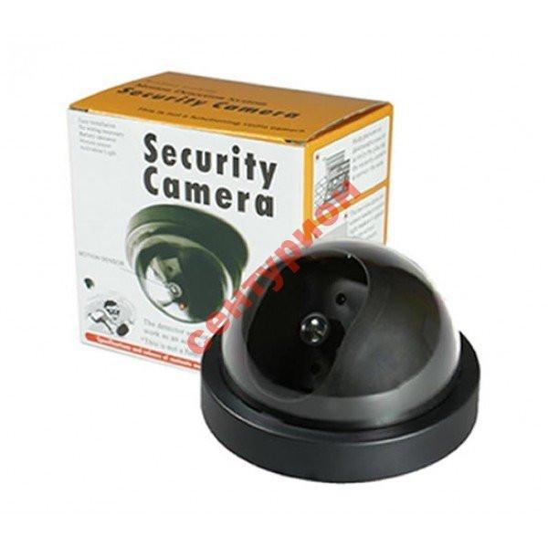 Камера видео наблюдения купольная муляж реалистичная обманка 6688 4
