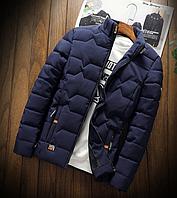 Мужская весенняя куртка. Модель 61858, фото 6