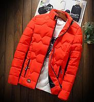 Мужская весенняя куртка. Модель 61858, фото 8