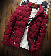Мужская весенняя куртка. Модель 61858, фото 4