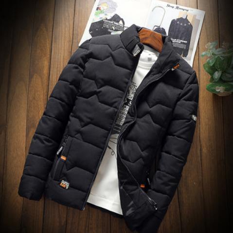 Мужская весенняя куртка. Модель 61858